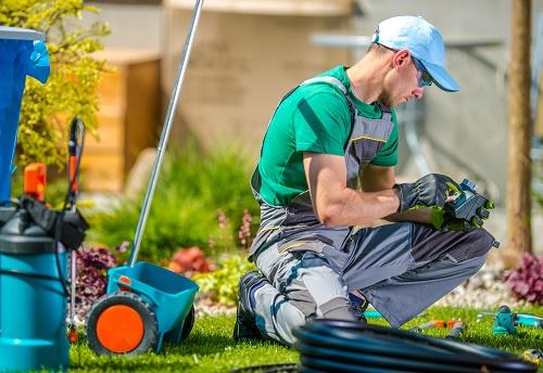 les missions d'un jardinier